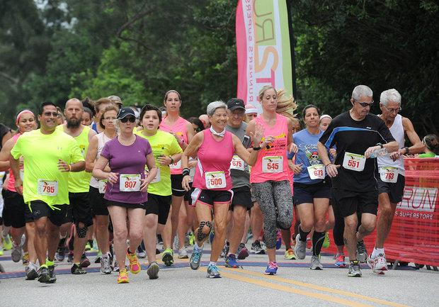 6th Annual Robinson Preserve Twilight/Fit 2 Run 5k